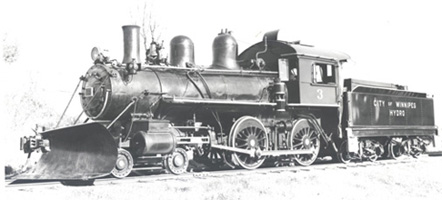 Steam Engine 1959