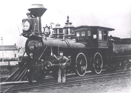 History of Steam Engine No 3